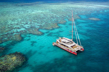 Join Cairns newest catamaran!