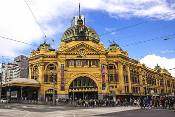 K1 - Melbourne Laneways, Arcades & City Tour (NEW from 1 Apr 2020)