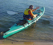 Experienced Guides and top quality kayaks and gear