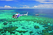 Reef Magic Outer Reef Activity Platform Scenic Flight - 10 minutes