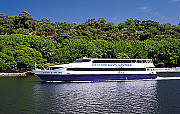 9.30am Swan River Scenic Return Cruise from Perth