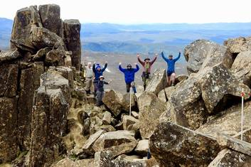 Overland Track Guided Walk