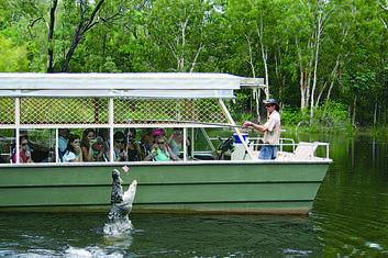 Hartleys Crocodile Adventures with Cairns Transfers